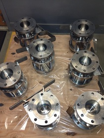 BNL Manual Ball Valves